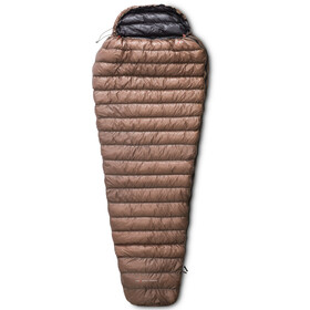 Yeti Passion One Sleeping Bag M brown/black